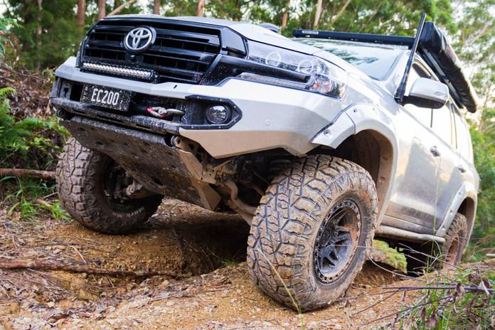 Black Bear Tyres - Dakar RT 35x12.5r20_5