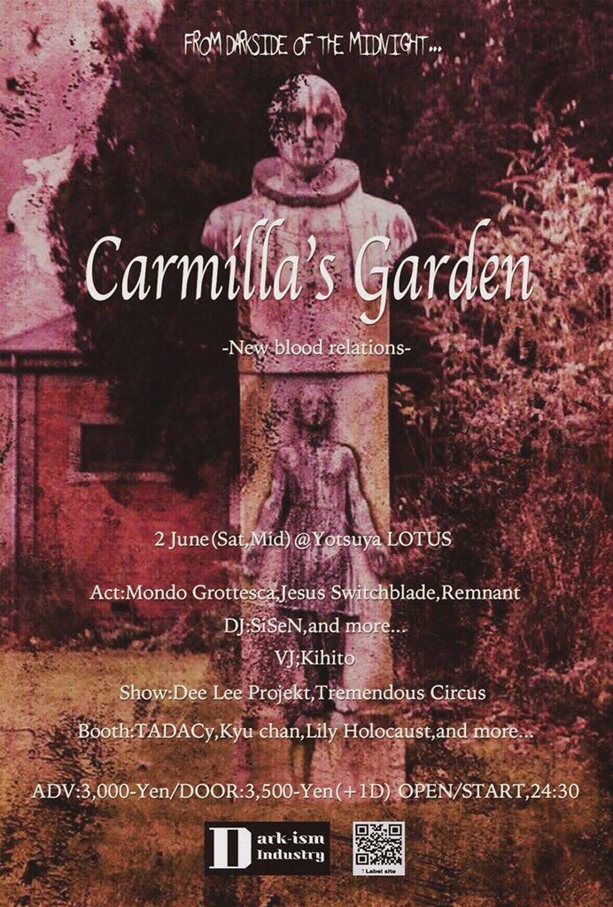 Carmilla's Garden20180602