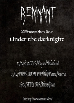 REMNANT Europe 2015