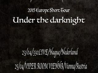 [Under the darknight]~at Den Haag~