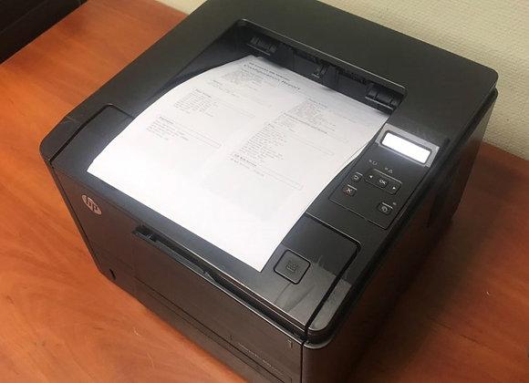 HP LaserJet M401dne