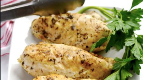 Organic Chicken Batch