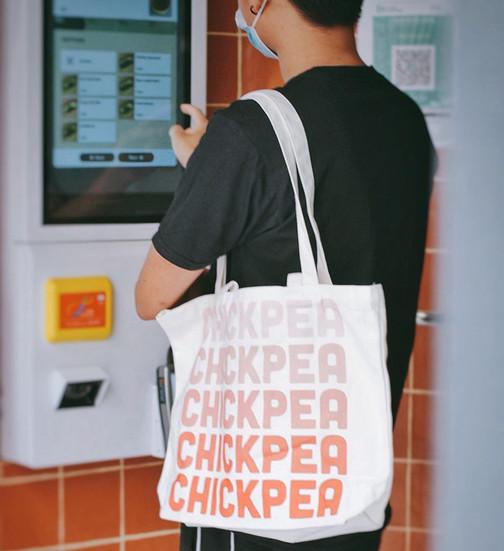 Chickpea Tote