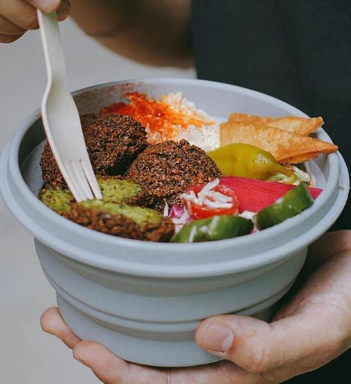 Grey Eco-Bowl