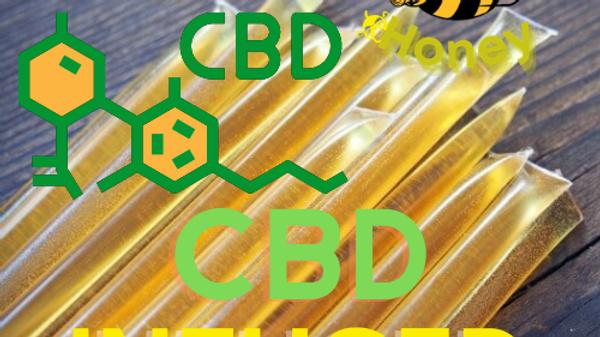 BuzzBee CBD Honeystick 25 Pack