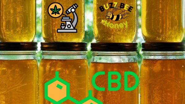 BuzzBee CBD Large (16oz)