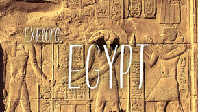 Why Egypt should be on your Bucket List