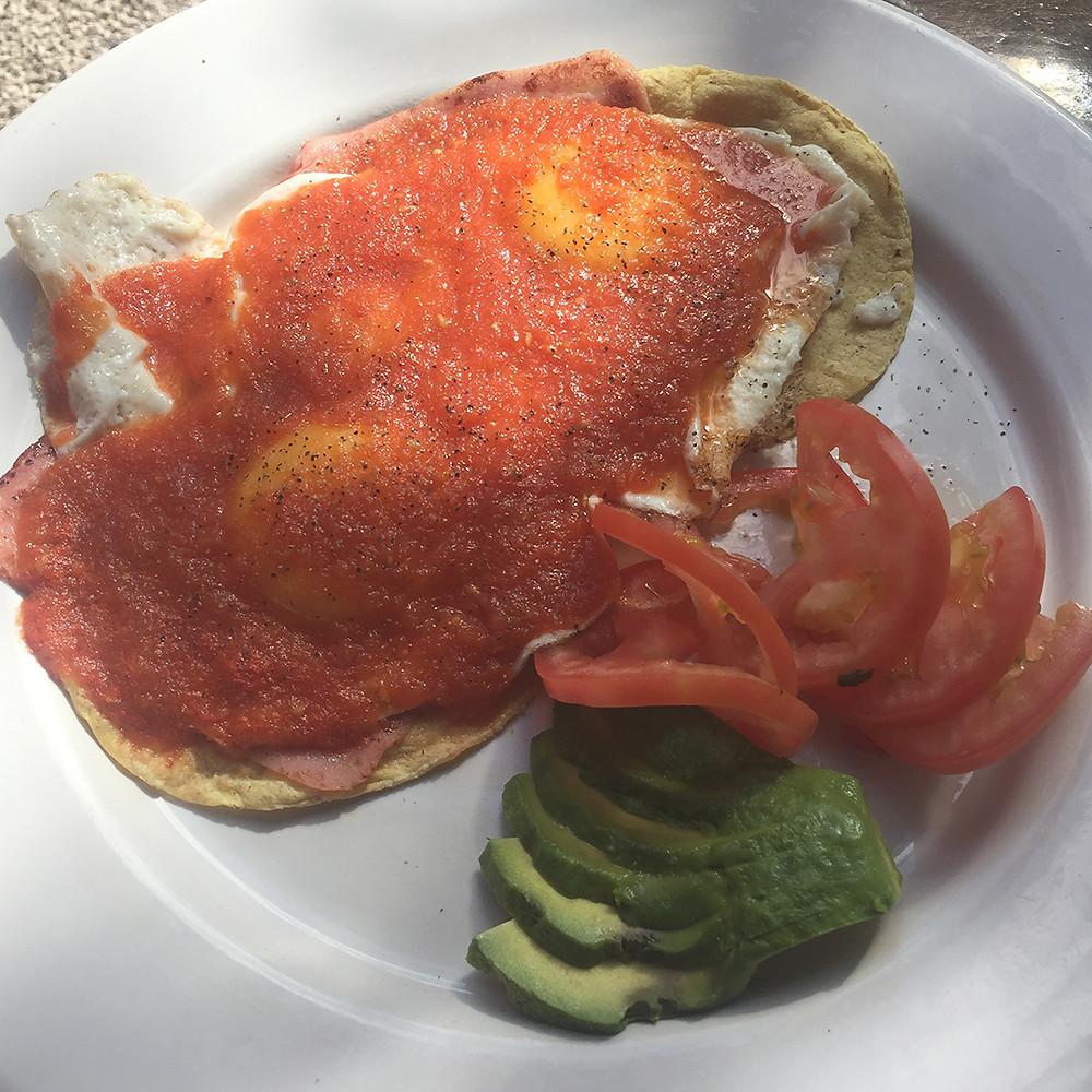 Food in Tulum, MX