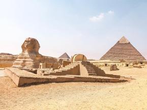 10 Days Walking Like The Egyptians