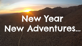 New Year, New Adventures...