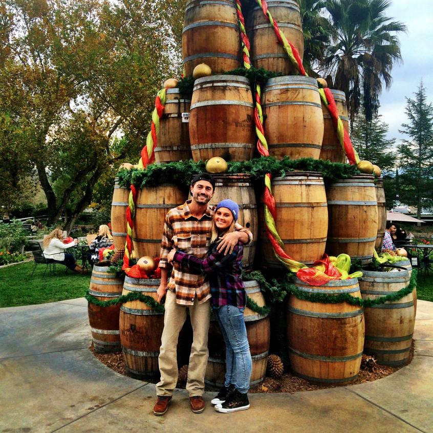 South Coast Winery Christmas