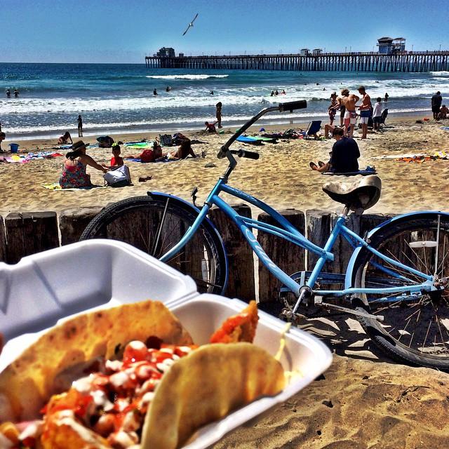 Holy Sh!t I Love Tacos! #California #fishtacos #oceanside