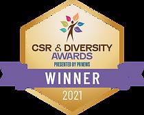 38816_PRN CSR Diversity 2021 Winner Badg