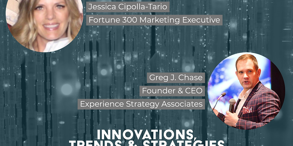 Virtual Fireside Chat: Innovations, Trends & Strategies for Greater Brand Engagement