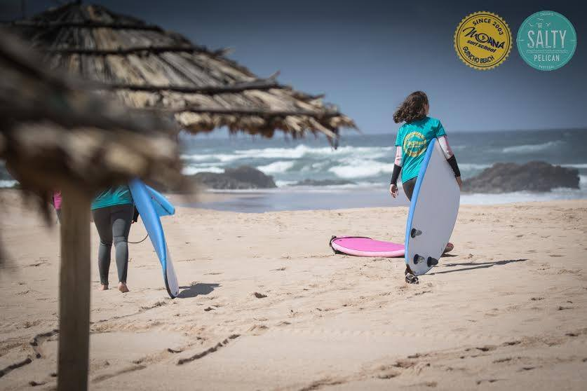 yoga & Surf Retreat Portugal