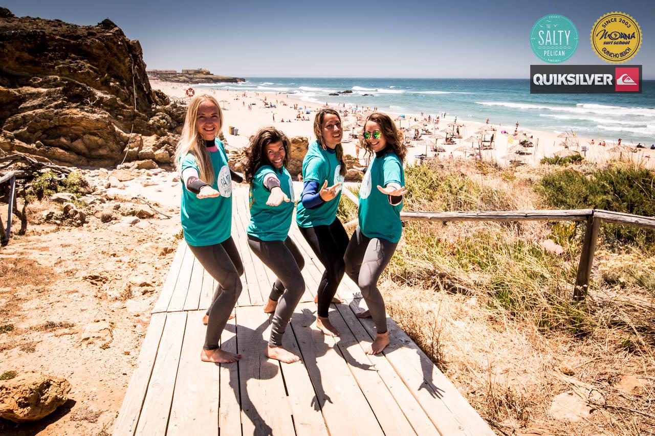 yoga & SUP Retreat Portugal