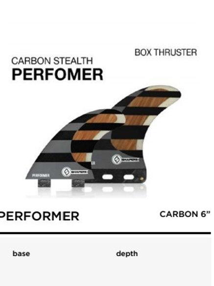 "PERFORMER Carbon 6"" 3Q"