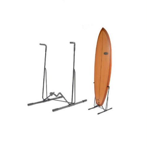 Expositor tabla de surf de metal