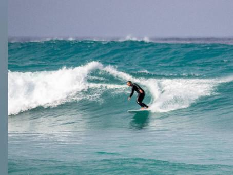 La tabla no hace al surfista