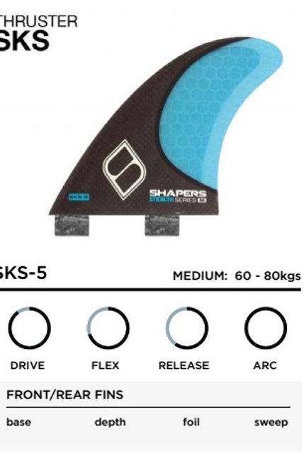 SKS-5 Medium: 60-80 kilos