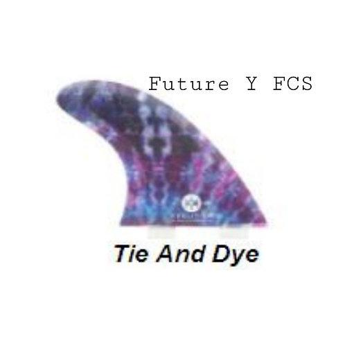 TYE AND DYE TRIO DE QUILLAS