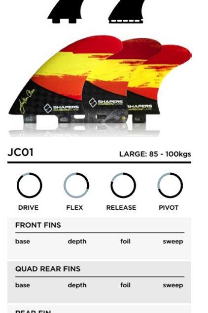 JC01 5Q(5quillas)