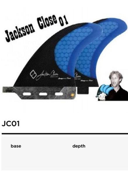 JC01 3Q(tres quillas)