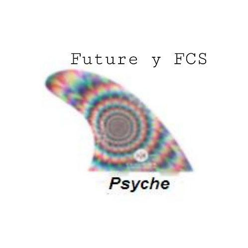 PSYCHE TRIO DE QUILLAS