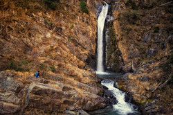 Waterfalls in Manali