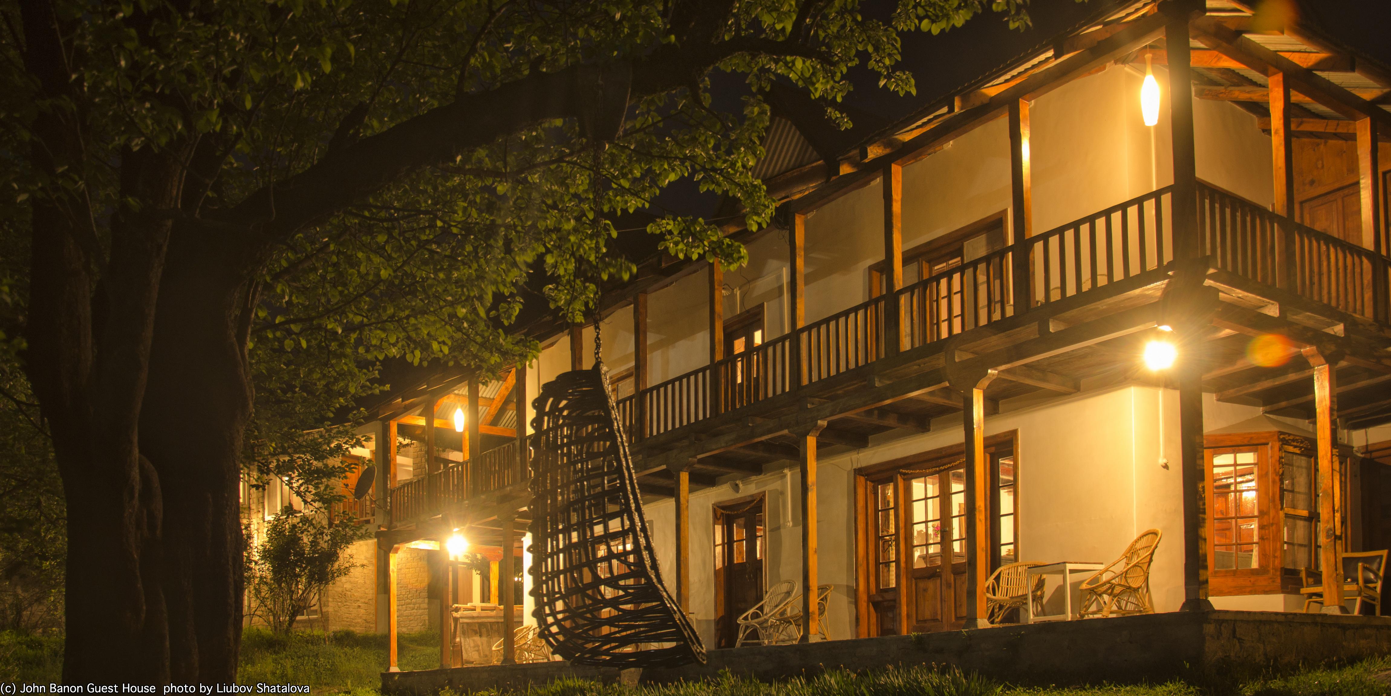 John Banons Hotel Manali