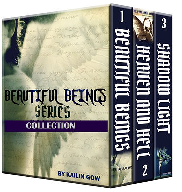 Beautiful Beings Collection Books 1 - 3.