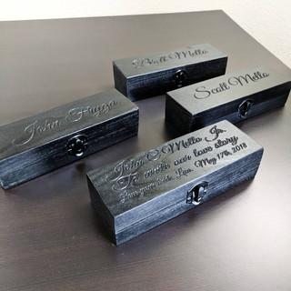 Custom pen boxes