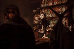Dante's In Furlough, cred Laurence Howe