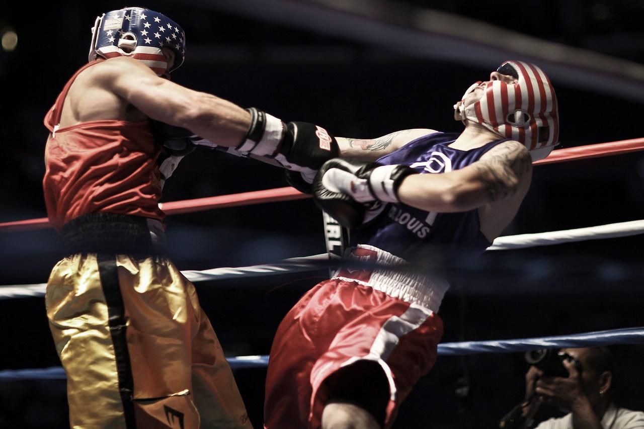 copiar luta de boxe