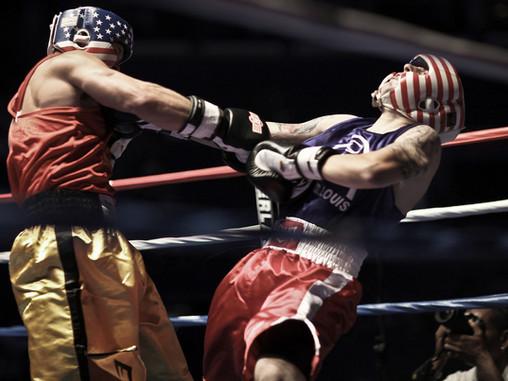 Aggression in Martial Arts