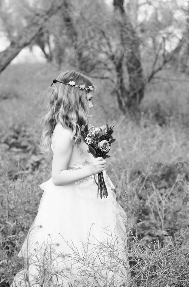 #blackandwhite #childrenphotography #dress #wedding #outdoor