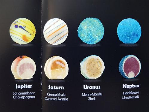 Pralinen im Planeten-Look (Kepler Confiserie)