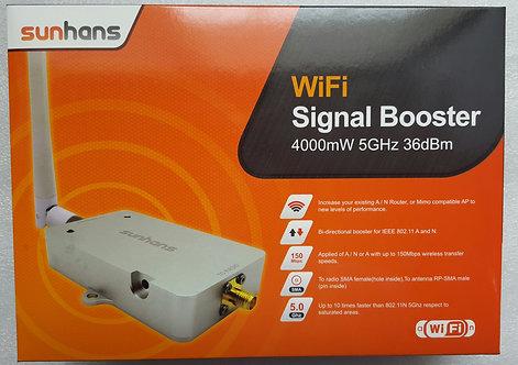 SUNHANS 4W 5.8 GHz Booster