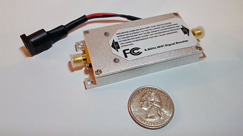 REXUAV RC 4W 5.8GHz mini-Wifi Signal Booster