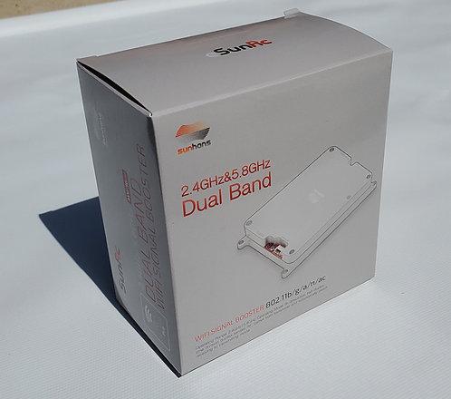 Sunhans 4W DUAL BAND 2.4/5.8GHz eSunRC WiFi Booster