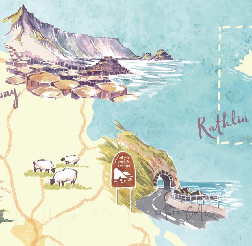 Northern Ireland- Antrim