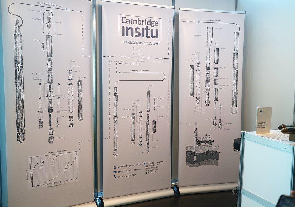 Infographic Display Boards