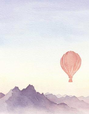 Hot Air Balloon Journey- Swiss Alps