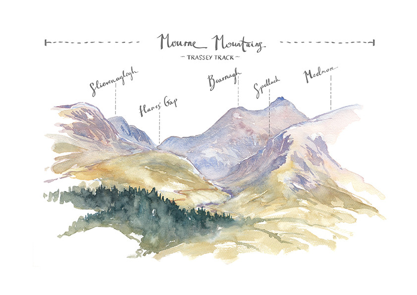 Mourne Mountains Series