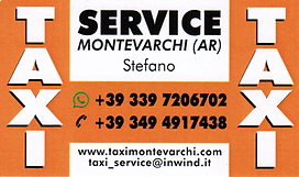 Taxi Service Montevarchi Stefano