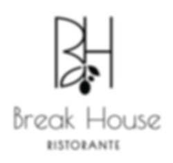 Break House logo ristorante BW-01.png