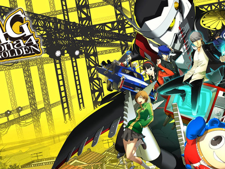 Persona 4 Golden - The best RPG you probably never played.