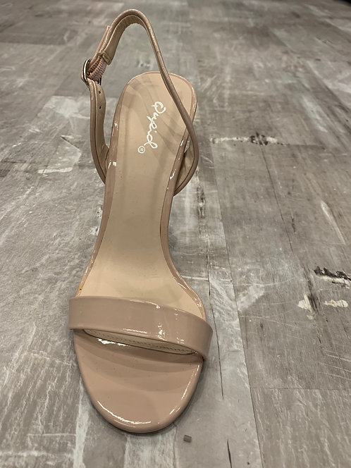 Nude High heel