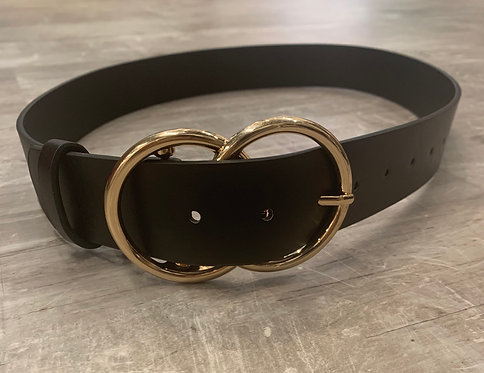 Double circle belt