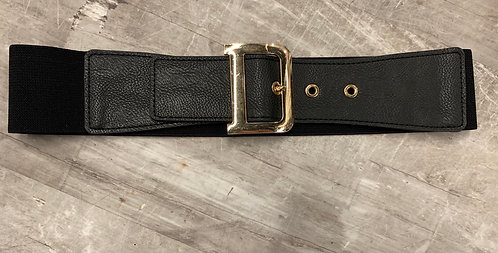 Black Stretchy belt
